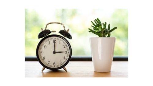 zegar - ile czasu kształtuje się nawyk