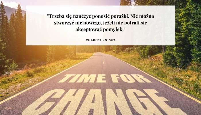 Czy jesteś gotowa na zmiany?