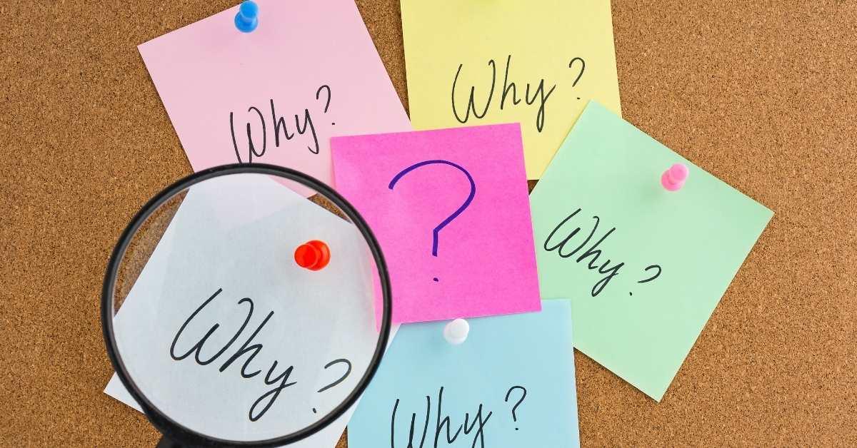 Jak skutecznie rozwiązywać problemy – metoda 5 x dlaczego!