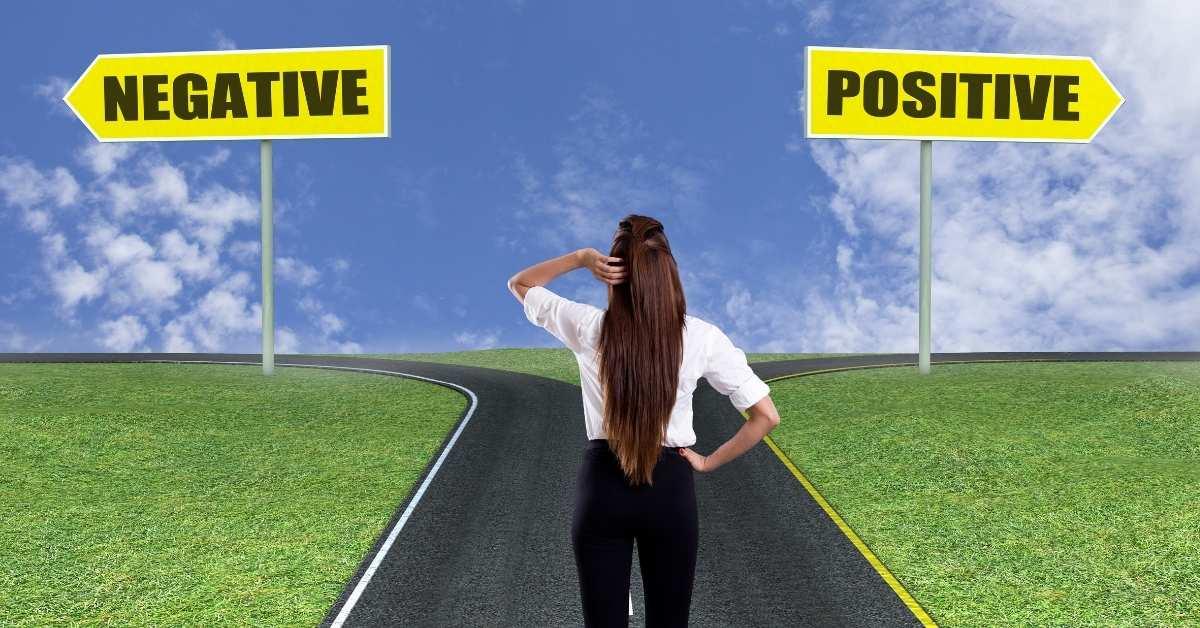 Jak zmienić negatywne myślenie na pozytywne?